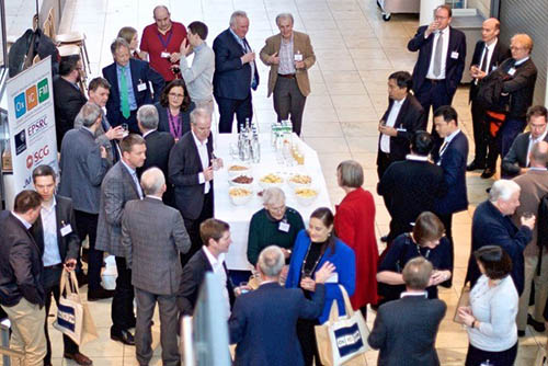 The launch of the new EPSRC funded CDT - OxICFM