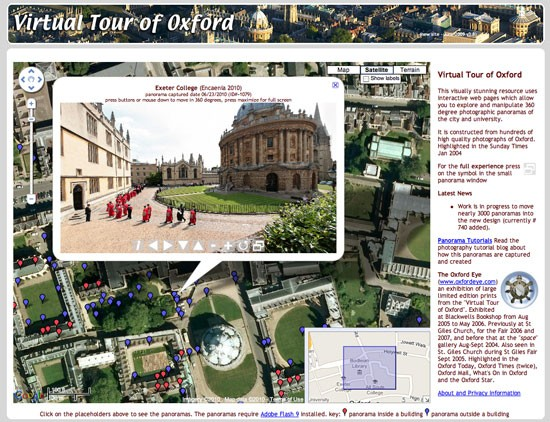 seeoxford com website