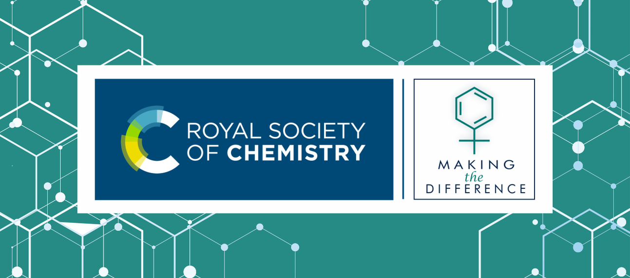 Royal Society of Chemistry, Making the Difference logo
