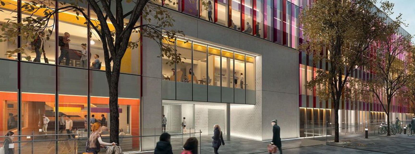 Image of the future Kavli Institute for NanoScience Discovery building