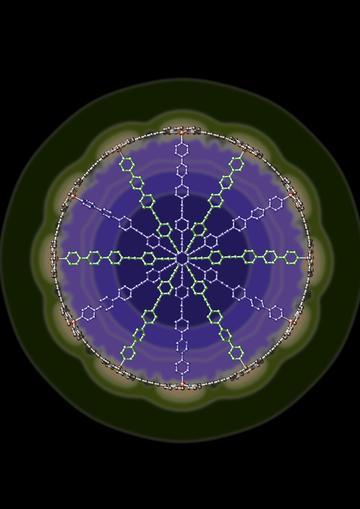 exploring large scale aromaticity image