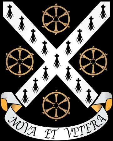 St. Catherine's College Crest