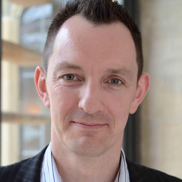Photo of Martin Smith