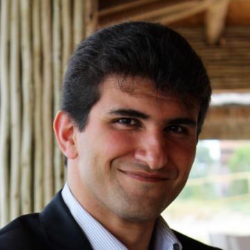 Photo of Mohammadali Foroozandeh