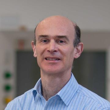 Photograph of Simon Clarke