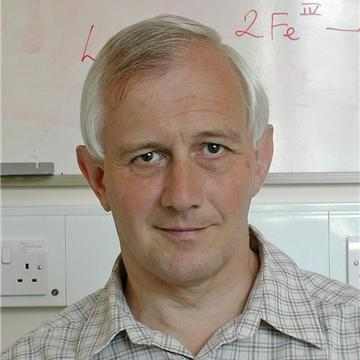 Photo of Peter Battle Emeriti